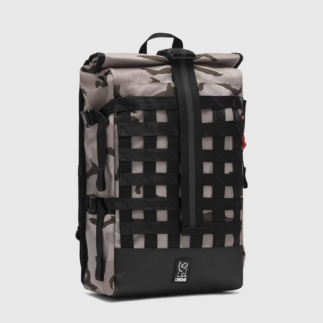 Chrome Barrage Cargo Backpack-Voltaire Cycles