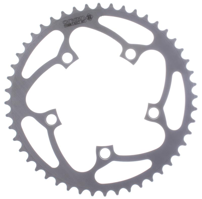 Origin 8 Alloy Blade Chainrings 110mm 48T-The Electric Spokes Company