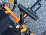 TerraCycles Bar End Shifter Mount for Accessories for Catrike, TerraTrike, Etc.-Voltaire Cycles