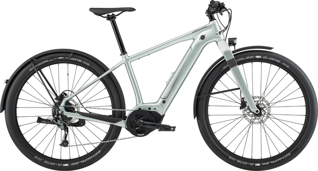 Cannondale Canvas Neo 2-Electric Bicycle-Cannondale-Voltaire Cycles of Highlands Ranch Colorado