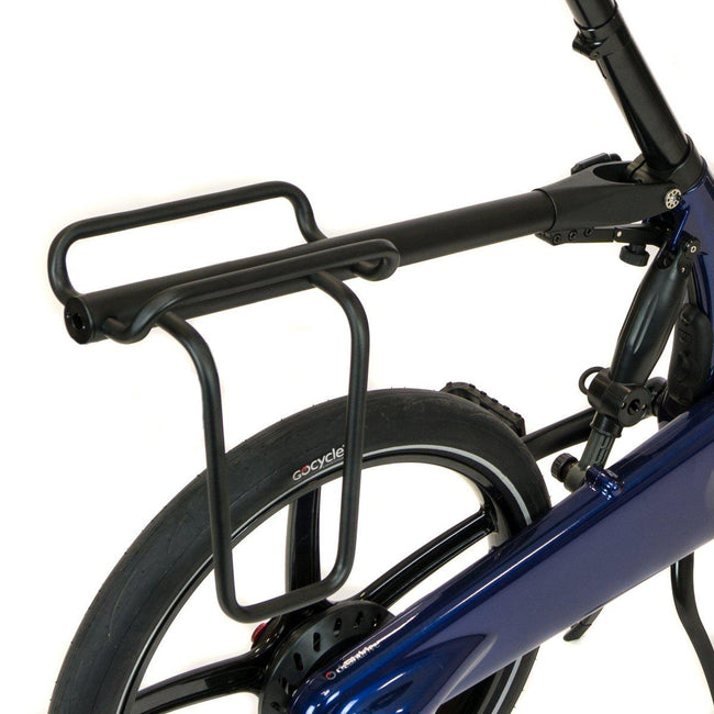 GoCycle GX, GXi rear luggage rack-Voltaire Cycles of Central Oregon
