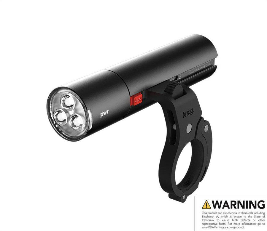 PWR Road Modular Bicycle Light - Portable Battery Pack-Voltaire Cycles