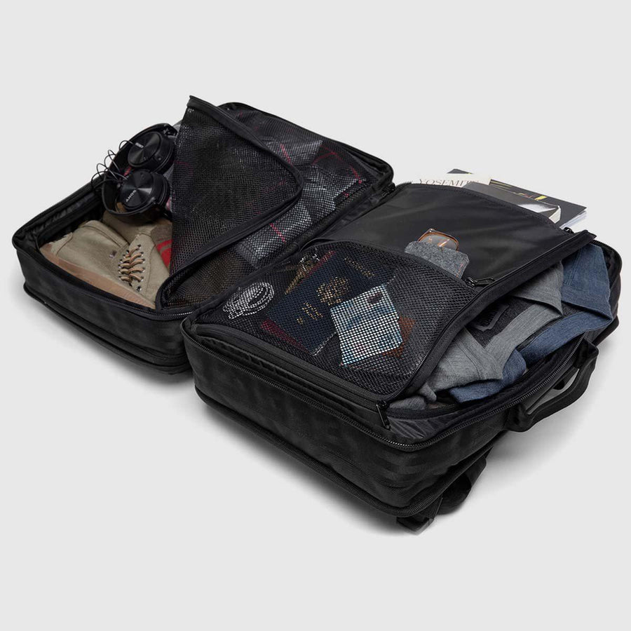 Chrome Macheto Travel Pack-Voltaire Cycles