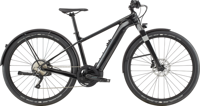 Cannondale Canvas Neo 1-Electric Bicycle-Cannondale-Voltaire Cycles of Highlands Ranch Colorado