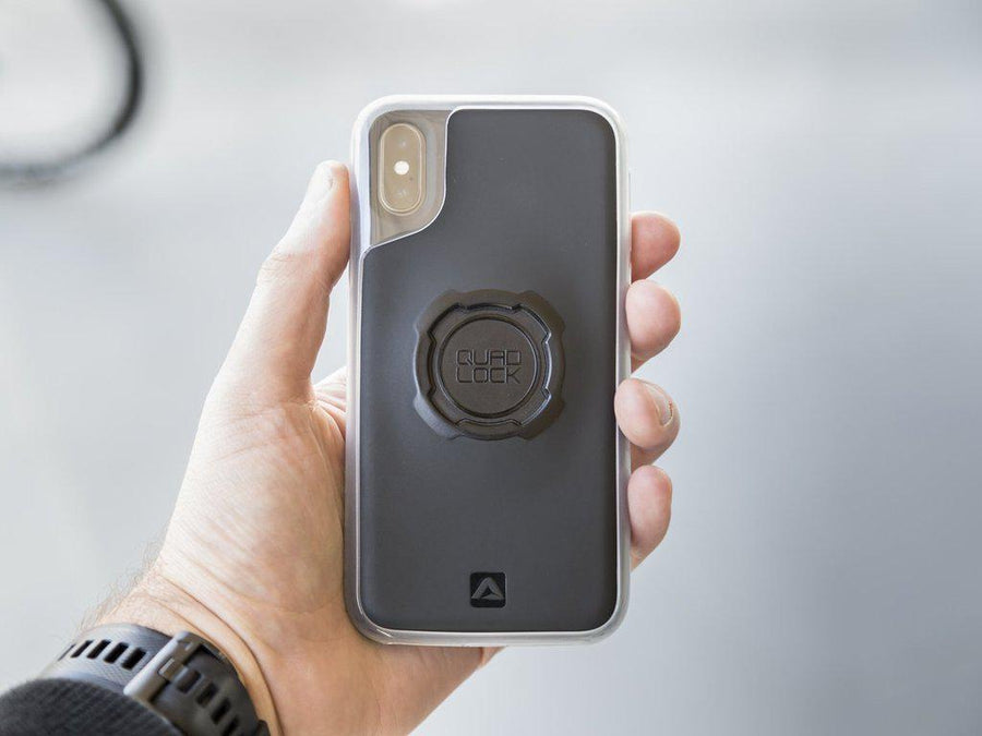 QuadLock XR iPhone Case-Voltaire Cycles