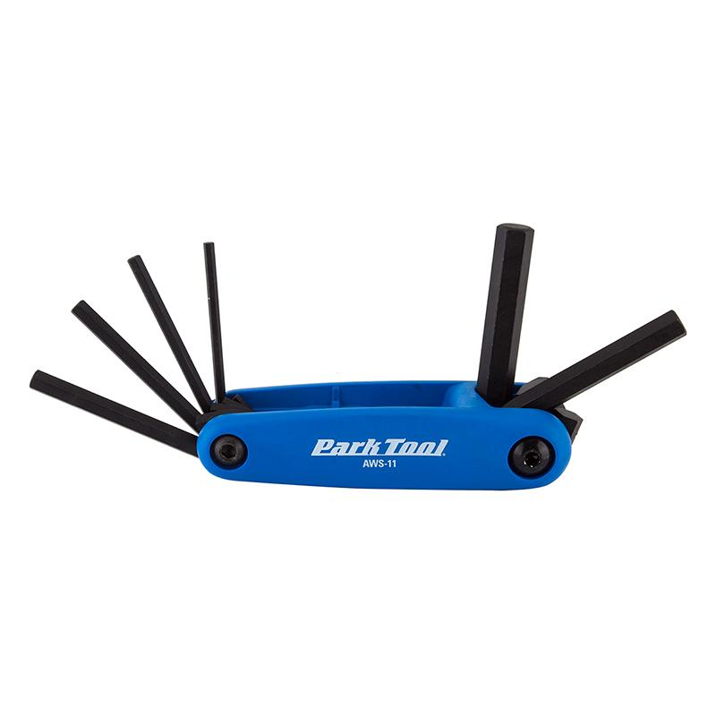 Park Tool AWS-11 Folding Multi-Tool-Voltaire Cycles