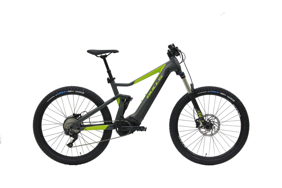 Bulls Copperhead EVO AM 1-Electric Bicycle-Bulls-Voltaire Cycles of Verona