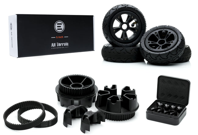 Evolve  All Terrain Conversion Kit 6""