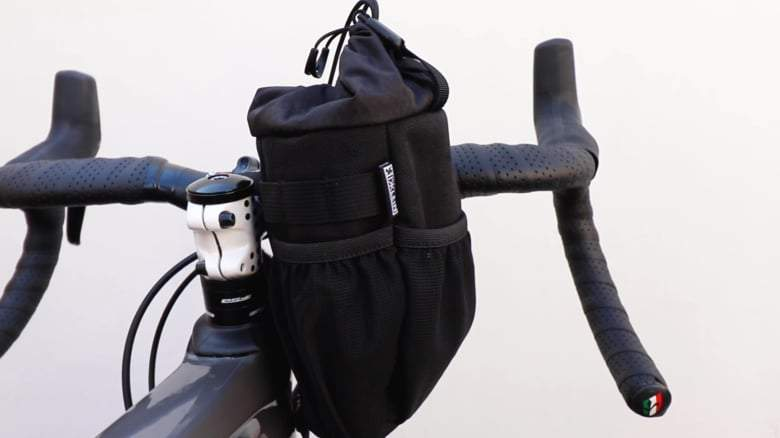 Chrome D.Klein Feed Bag-Voltaire Cycles