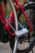 Abus 770A SmartX Locking system with Bluetooth-The Electric Spokes Company