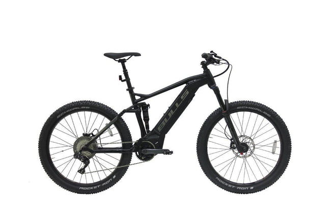 Bulls eMTB E-Core Di2 FS 27.5 Plus Electric Bicycle-Electric Bicycle-Bulls-Voltaire Cycles of Verona