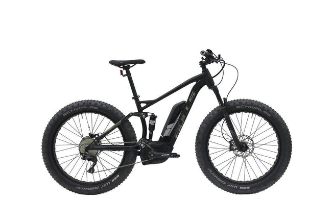 Bulls eMTB FULLY Monster E FS Electric Bicycle-Electric Bicycle-Bulls-Voltaire Cycles of Verona