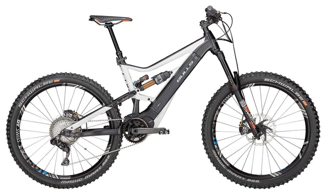 Bulls eMTB FULLY E-Core EVO EN Di2 27.5 Plus-Electric Bicycle-Bulls-Voltaire Cycles of Verona