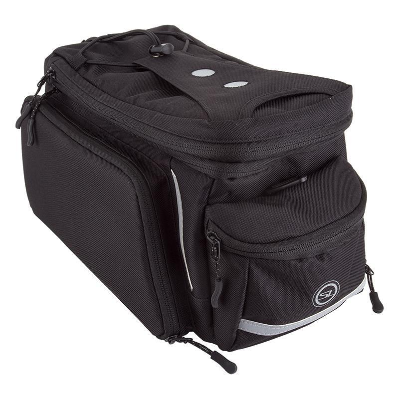 Sunlite RackPack Medium w/Pannier Bag-Voltaire Cycles