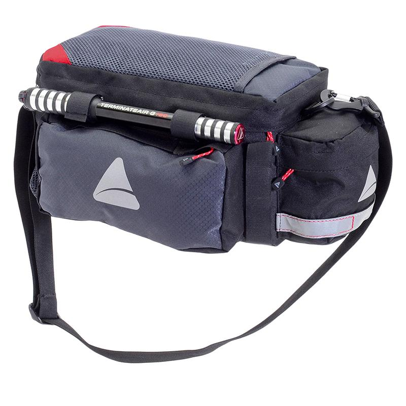 Axiom Cartier Trunk Bag-Voltaire Cycles