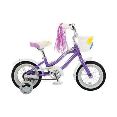 Manhattan Cruisers Lil' Daisy Girls Bicycle (Lilac)-Voltaire Cycles