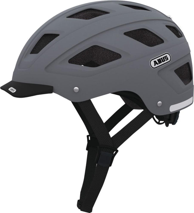 Abus Hyban Bicycle Helmet-Voltaire Cycles