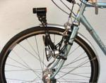 TerraCycle Front Fork Lighting Mount for Diamond Frames - Randonneuring Light Mount-Voltaire Cycles