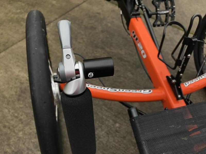 Bar End Shifter Micro Mount-Voltaire Cycles