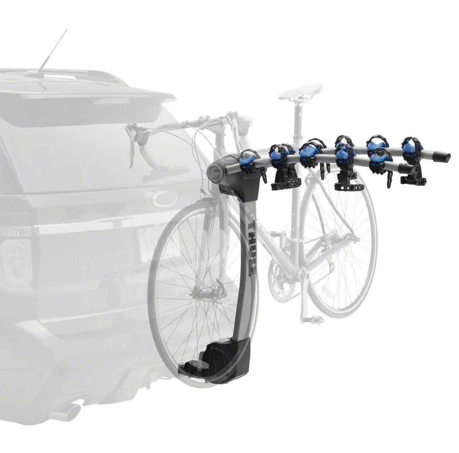 "Thule 9026 Apex 2"" Hitch Bike Rack: 5-Bike-Voltaire Cycles"