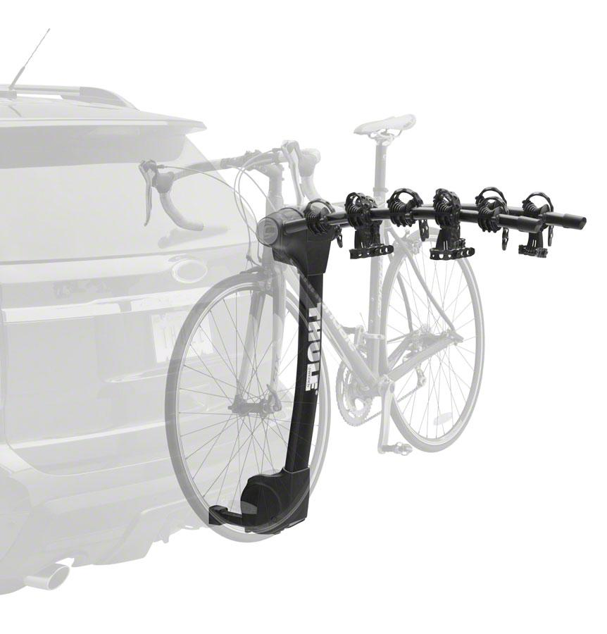 "Thule 9030XT Vertex 5: 2"" 5 Bike Hitch Rack-Voltaire Cycles"