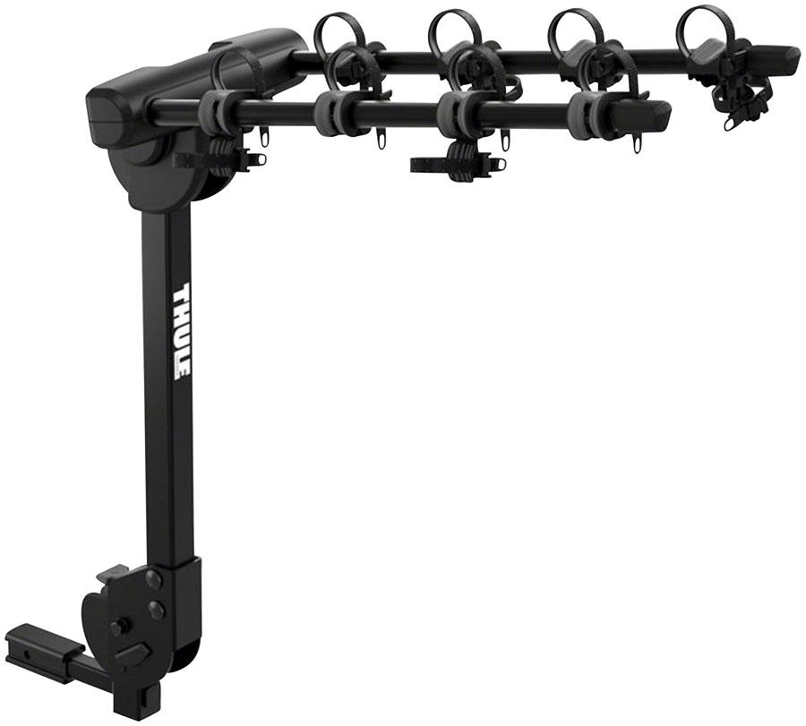 "Thule 9056 Camber 4: 1.25"" or 2"" 4 Bike Hitch Rack-Voltaire Cycles"