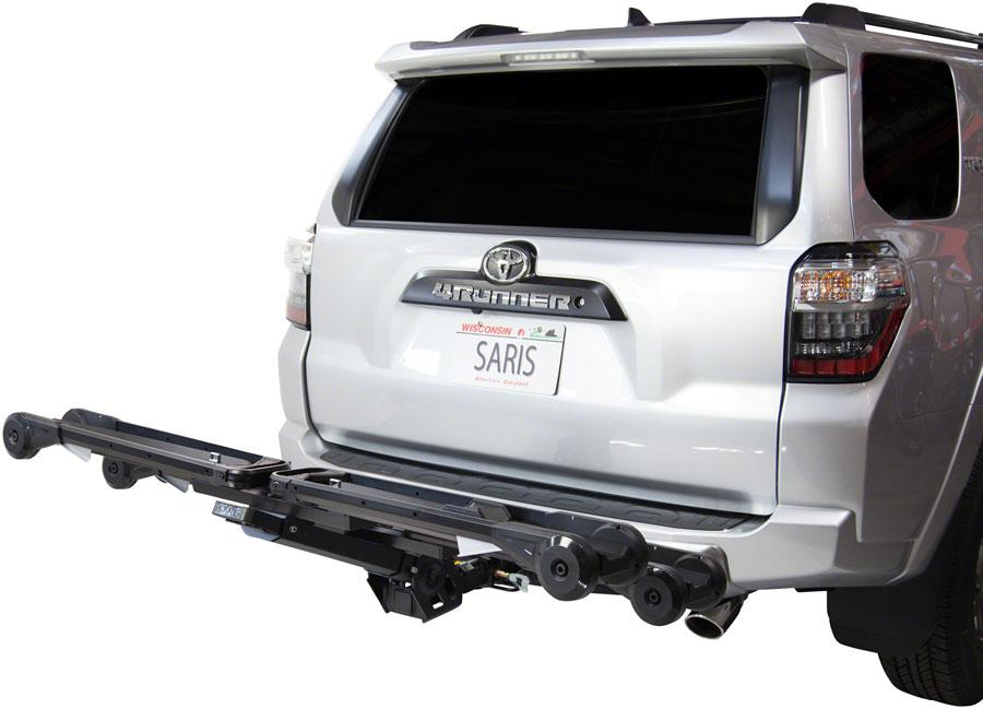Saris MTR, 2-Bike Hitch Rack-Voltaire Cycles