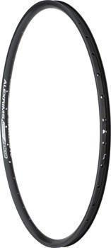 "Alex DC19 Bicycle Rim 26"" 36h, Black-Voltaire Cycles"