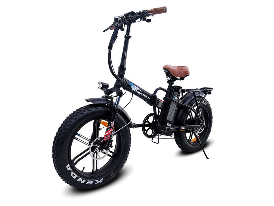 Bagi Bike B20 - Fat Tire Folding E-Bike-The Electric Spokes Company