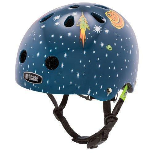 Nutcase Baby Nutty Helmets - Outer Space Street Helmet-Voltaire Cycles