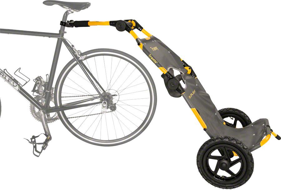 Burley Travoy Cargo Trailer System-Voltaire Cycles