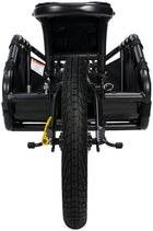 Burley Coho XC Single Wheel Suspension Cargo Trailer-Voltaire Cycles