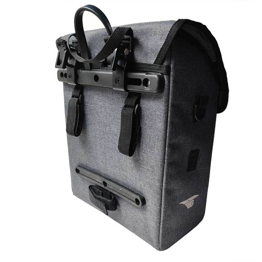 Bagi Bike Pannier Rack Mount Bag-The Electric Spokes Company