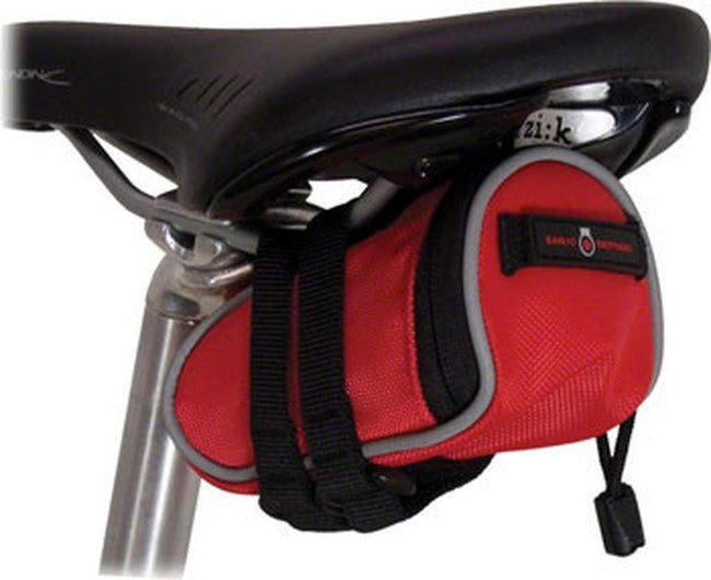 Banjo Brothers Deluxe Bicycle Seat Bag Mini-Voltaire Cycles