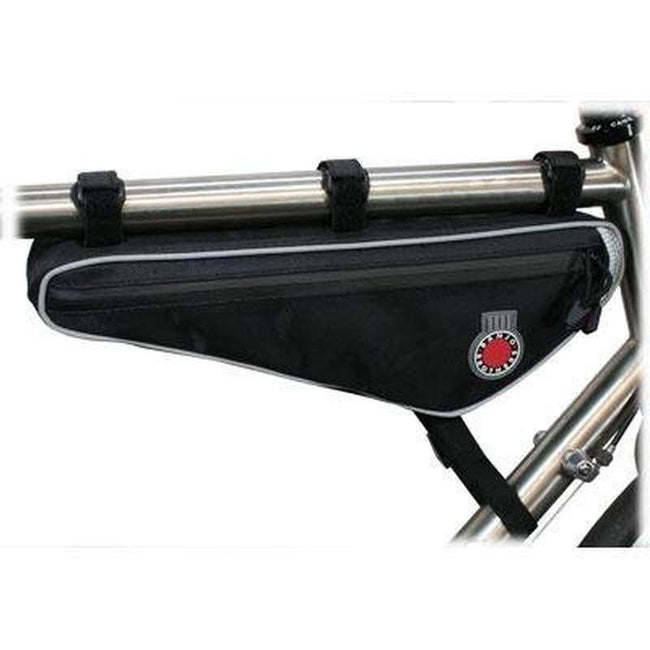 Banjo Brothers Bicycle Frame Pack SM-70 CU IN.-Voltaire Cycles