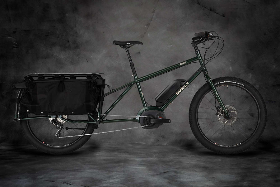 Surly Big Easy Electric Cargo Bike-Voltaire Cycles