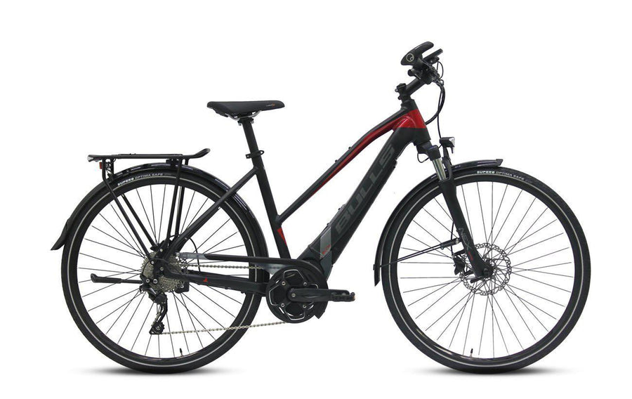 Bulls eSPEED Cross Mover Speed Step-Thru E-Bike - DEMO MODEL-Electric Bicycle-Bulls-Voltaire Cycles of Verona