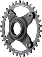 Shimano STEPS SM-CRE80 Chainring without Chainguide, 50mm Chainline, 34t-Voltaire Cycles