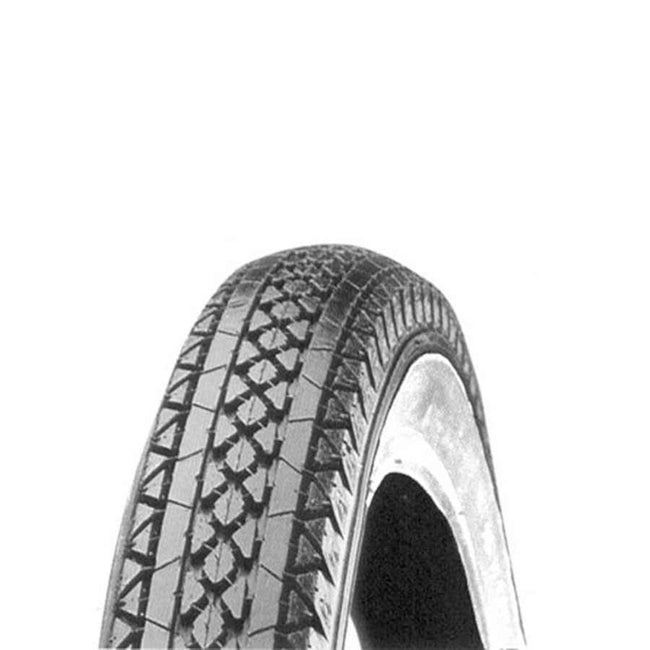 "Cheng Shin C241 street tire 20"" X 2.125"" wire black sidewall-Voltaire Cycles"