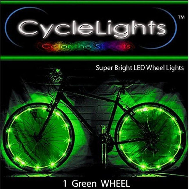 CycleLights LED Wheel Lights-Voltaire Cycles