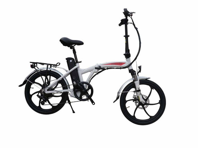 Bintelli F1 Folding Electric Bike-Electric Bicycle-Bintelli-Voltaire Cycles of Verona