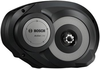 Bosch Active Line Drive Unit - 20 mph, Only Available as a Replacement, BDU3XX-Voltaire Cycles