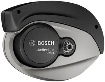 Bosch Active Line Plus Drive Unit - 20 mph, Only Available as a Replacement, BDU3XX-Voltaire Cycles