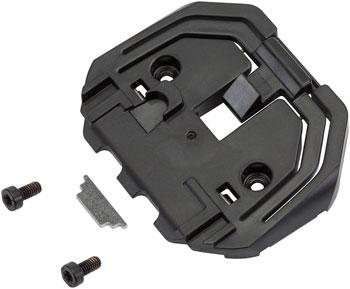 Bosch PowerTube Mounting Plate Kit - Horizontal, BDU2XX,BDU3XX-Voltaire Cycles