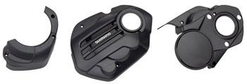 Shimano STEPS SM-DUE61-T Trekking Drive Unit Cover and Screws-Voltaire Cycles