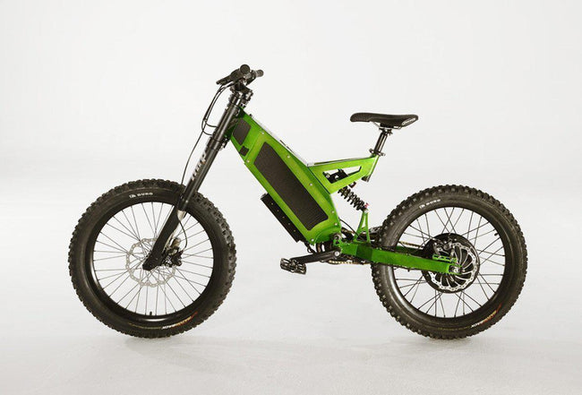 F-37 Stealth Fighter Electric Hybrid Bike-The Electric Spokes Company