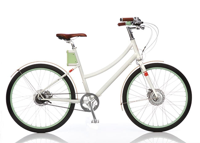 Faraday Cortland Electric City Bicycle-Voltaire Cycles