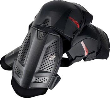 Fox Launch Shorty Knee and Shin Guard-Voltaire Cycles