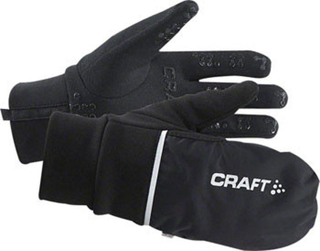 Craft Hybrid Weather Gloves-Voltaire Cycles