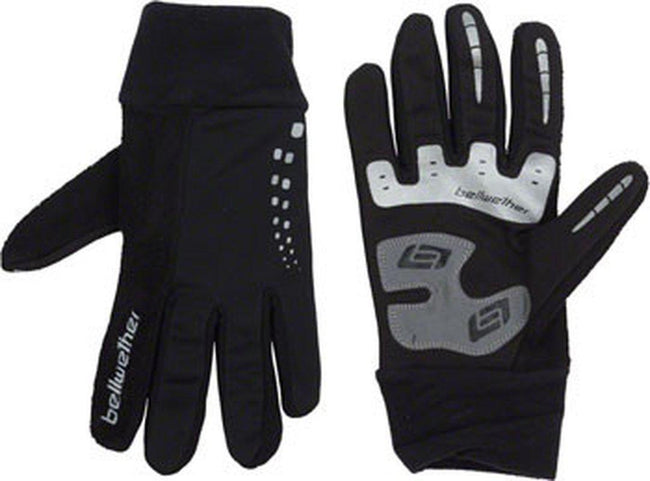 Bellwether Climate Control Glove: Black LG-Voltaire Cycles